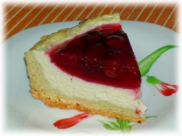 Пирог с ягодами открытый в духовке рецепт 335