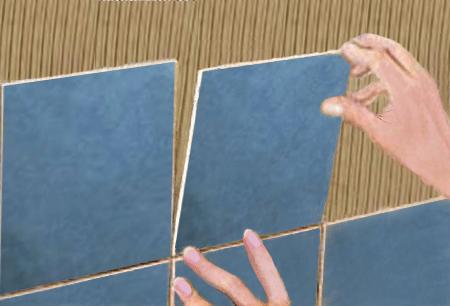 Подготовка стен в ванной для укладки плитки