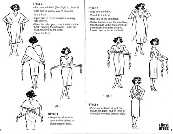 Платье-трансформер сам - StyleNews