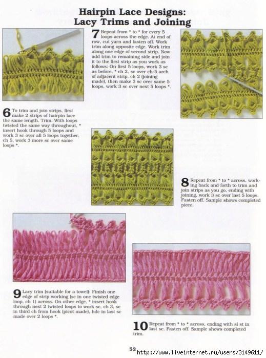 Вязание на вилке.  С чего начать и как к нему подойти?  Немного информации для начинающих.