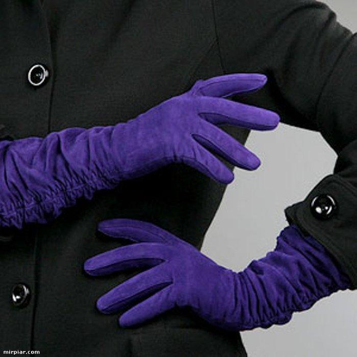 Изображение Как сшить женские перчатки? из коллекции Своими руками (шитьё,