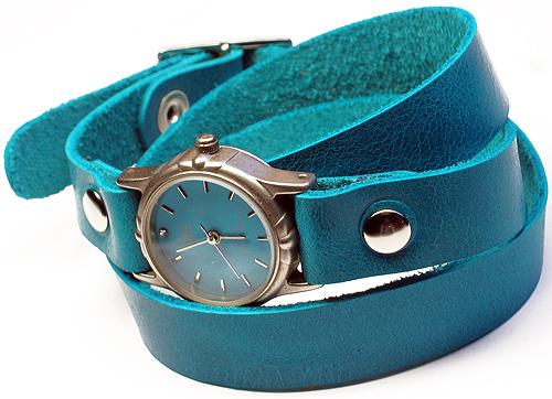 Кожаные браслеты для часов.