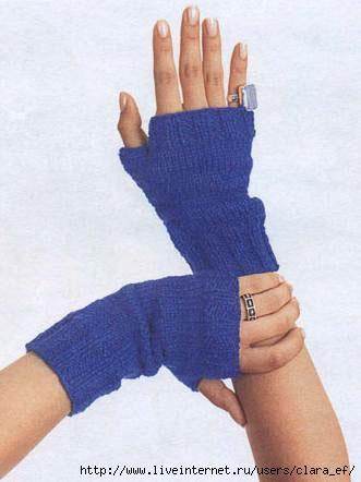 Как сделать напульсники из ткани своими руками