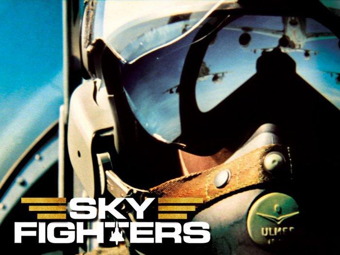 Скачать обои Рыцари неба, Les chevaliers du ciel, фильм, кино в разрешении