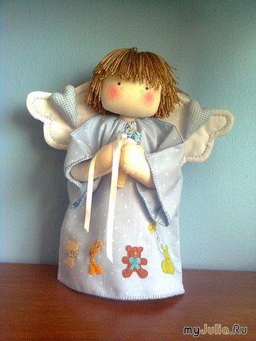 Японские кукла своими руками