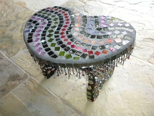 мозаика мебели своими руками