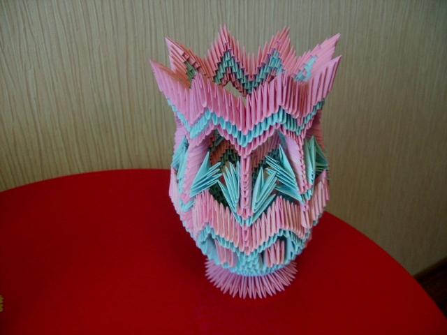 модульное оригами вазы схемы, модуль зажигания калина.