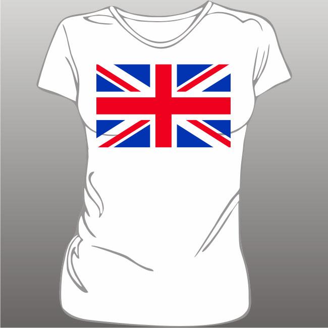 Толстовка С Британским Флагом