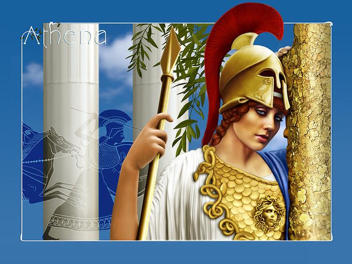 Герои древней Греции в Петербурге.  Новый квест будет посвящен Греческому Олимпу.  Его герои уже давно облюбовали...