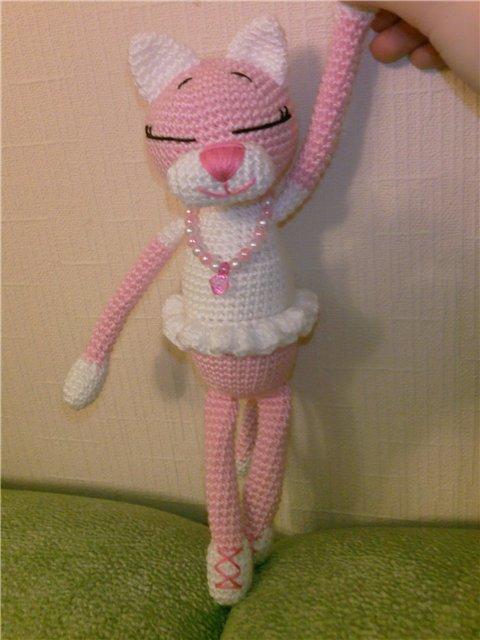 Вязание игрушек аминеко