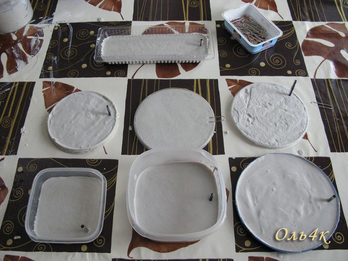 оптом формы для отливки из цемента гипса купить сериях