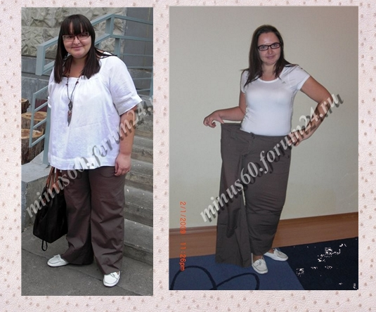 рассказы похудевших на правильном питании советы
