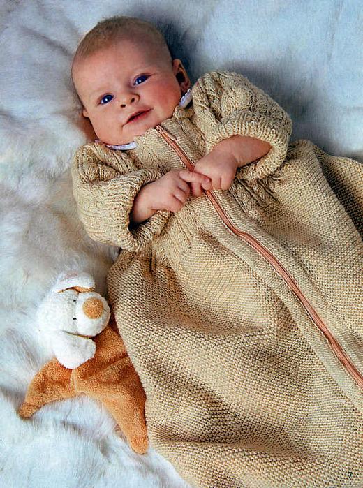 Фото вязание для грудничков