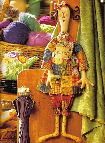 Мягкие игрушки, куклы и