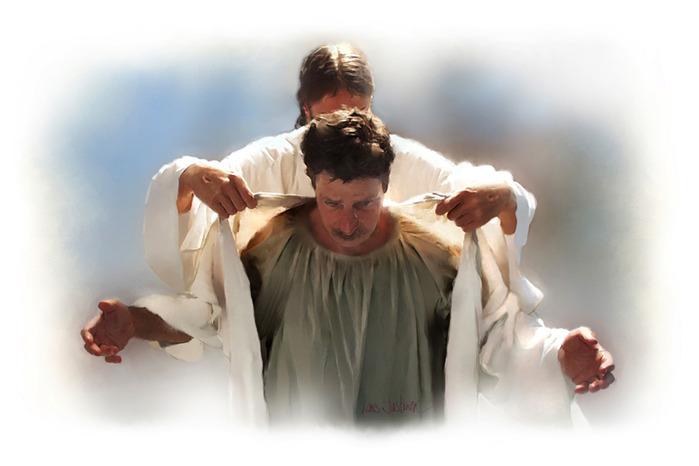 библия ответы на вопросы места писания о потери спасения