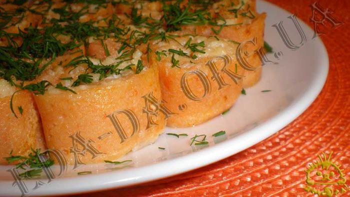 закуски с печенью трески с фото