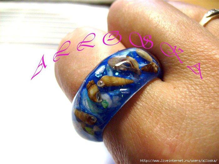 Кольца своими руками из геля для