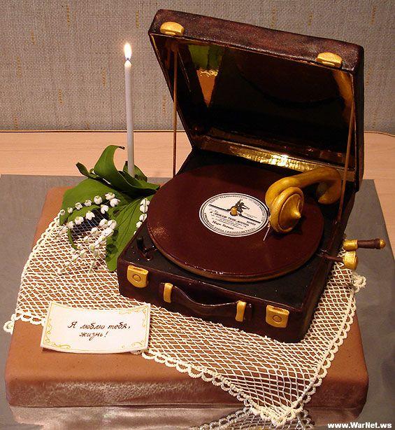 Красивые торты самое интересное в