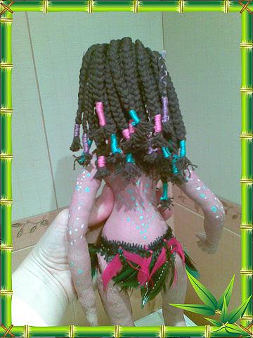Часть 1. Часть 2. Часть 3. Лучница-лесной эльф. куколки...  FASHION коллекция куколки marakuli.