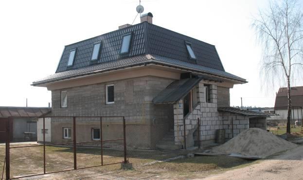 Как построить дом своими руками теплый недорогой дом