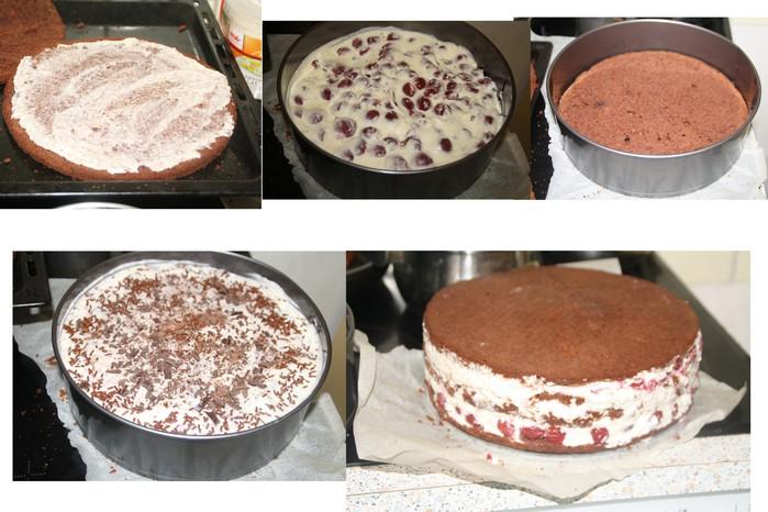 Как сделать коржи торта ровными 315
