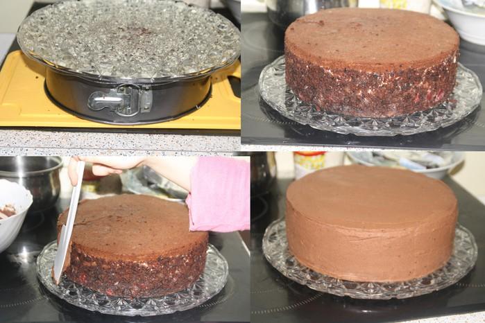 рецепт ганаша для торта пошагово