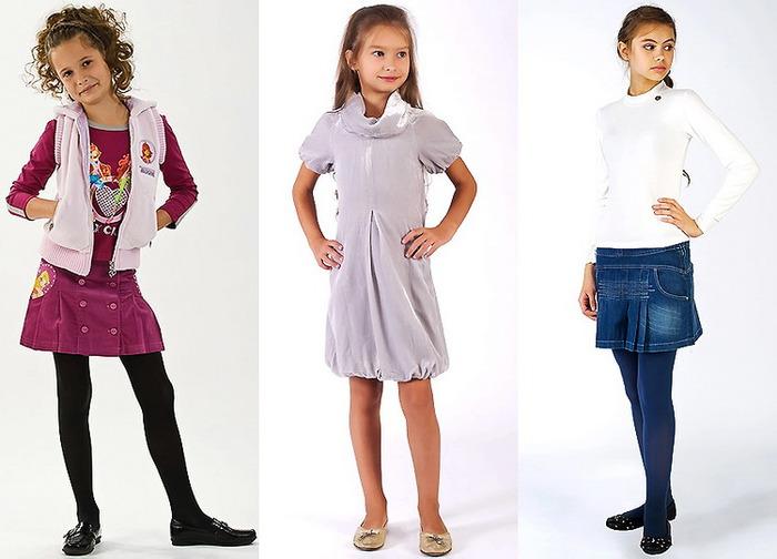 """""""Наши модные детки, или что актуально носить в 2011 году.  Мать и дитя."""