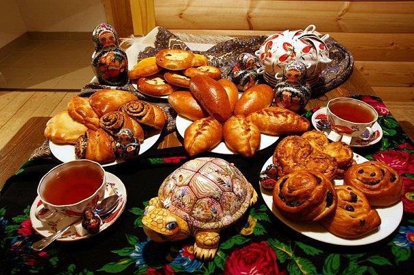 русская выпечка рецепты с фото