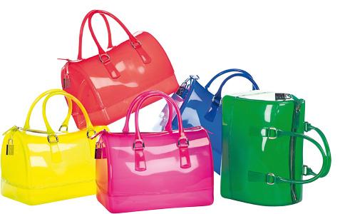 Новая коллекция сумок Furla Candy Bag- как глоток шипучего витамина С...