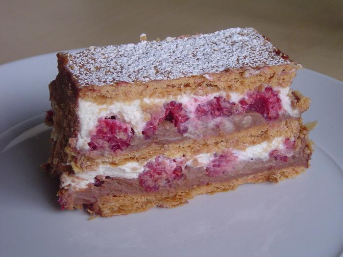 Торт напалеон с фотографиями