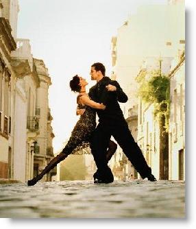 Танго танец живой души это жизнь