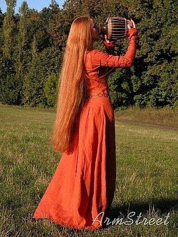 Платье славянское выкройки