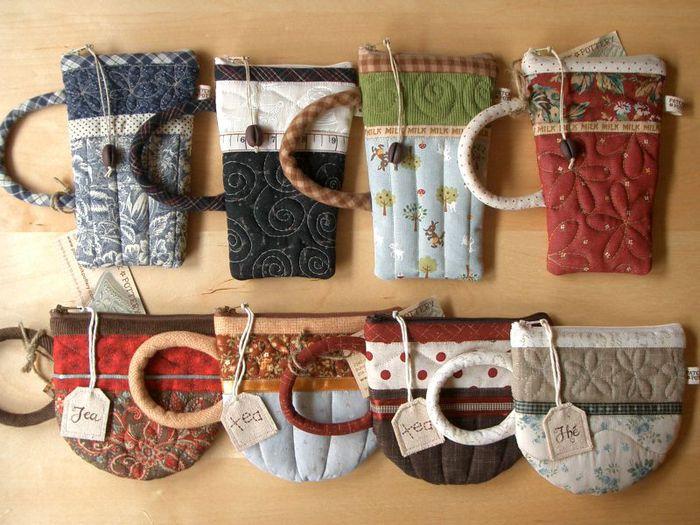 Подборка идей по шитью подушек и предметов интерьера, вышивка, аппликация, пэчворк.  Мебель из ярких лоскутков...