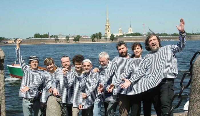 Митьки питерские и митьки московские