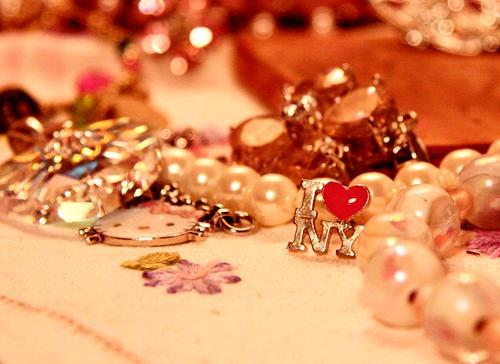 ювелирные украшения, аксессуары, хелло китти, сердце, бижутерия.