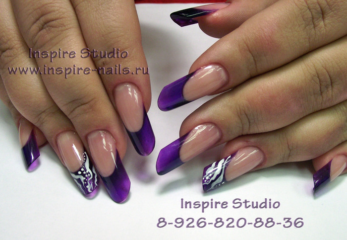 Дизайн ногтей для начинающих пошаговые фото