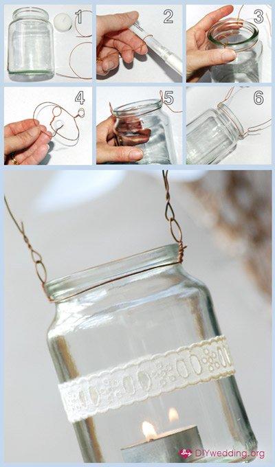 Свечи на свадебный банкет своими руками , как сэкономить на свадьбе.
