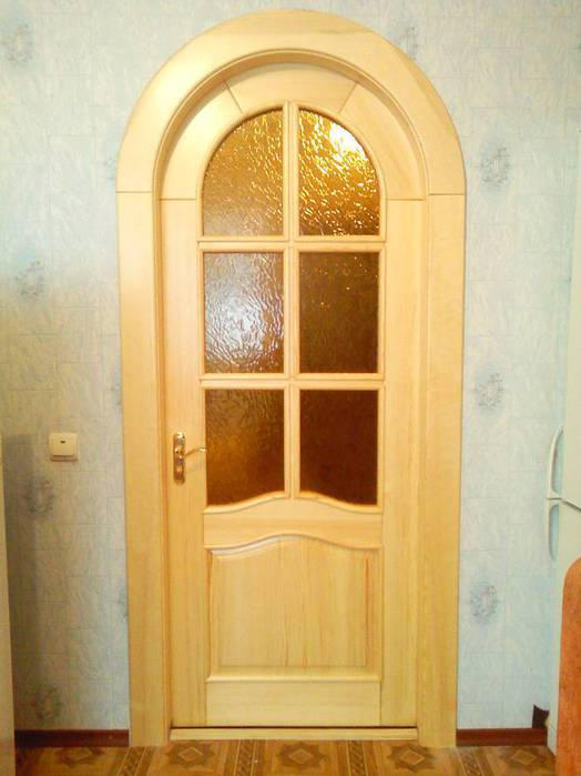 Дверные арки из дерева своими руками