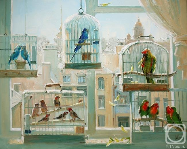 Мария Павлова живёт в Санкт-Петербурге.  1992-1997 обучалась в Санкт-Петербурском Академическом художественном лицее...