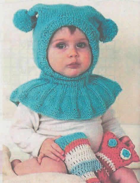 детям шапка-шлем . шеи),