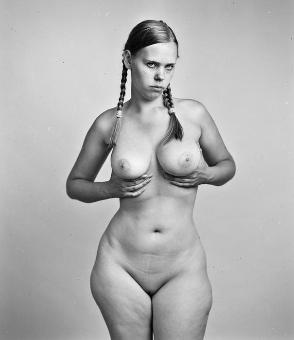 Фото голых с целлюлитом