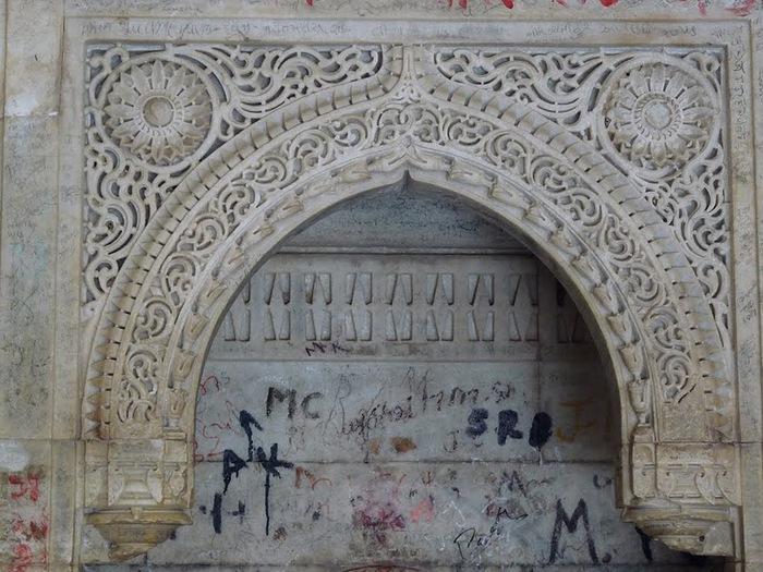 древний Джунагадх - Junagadh (Gujarat). 19901