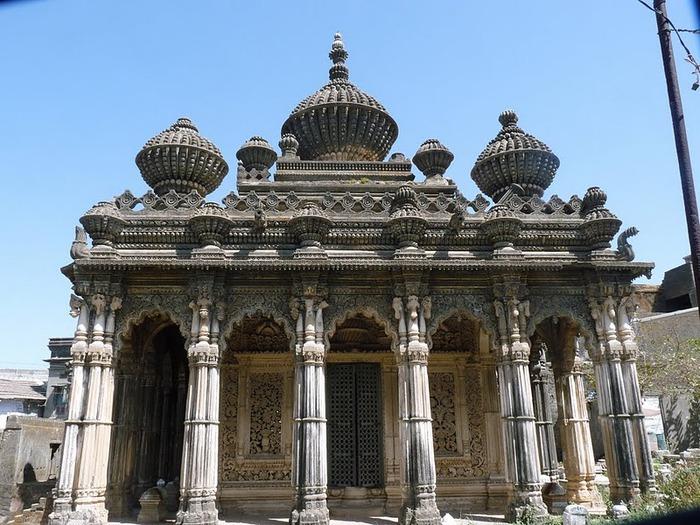 древний Джунагадх - Junagadh (Gujarat). 40518