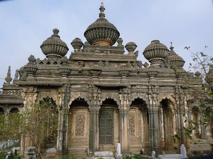 древний Джунагадх - Junagadh (Gujarat). 52013