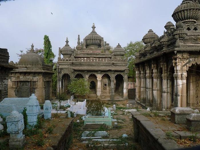 древний Джунагадх - Junagadh (Gujarat). 45613