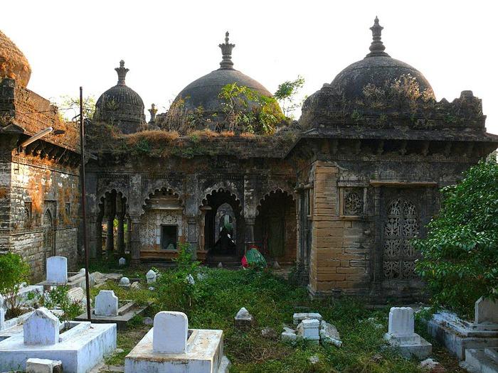 древний Джунагадх - Junagadh (Gujarat). 77534