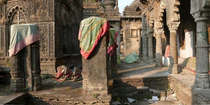 древний Джунагадх - Junagadh (Gujarat). 16203