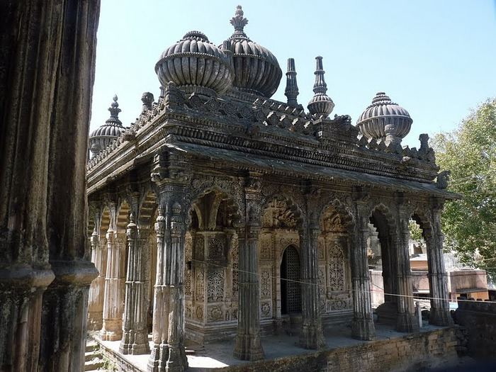 древний Джунагадх - Junagadh (Gujarat). 44116