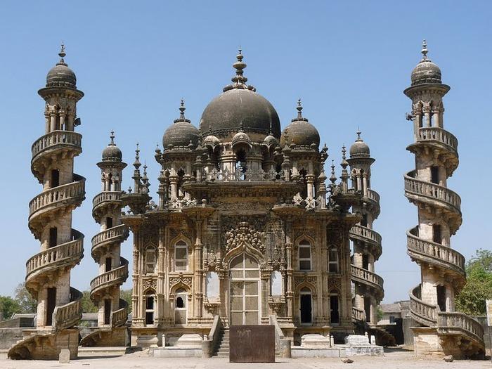 древний Джунагадх - Junagadh (Gujarat). 60995