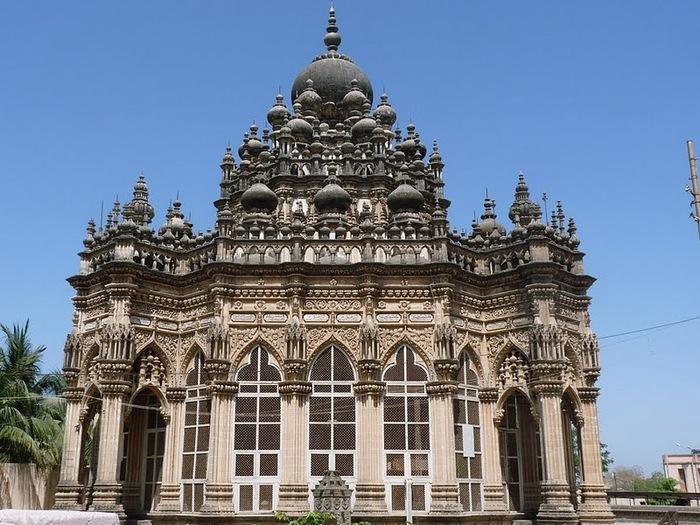 древний Джунагадх - Junagadh (Gujarat). 11690